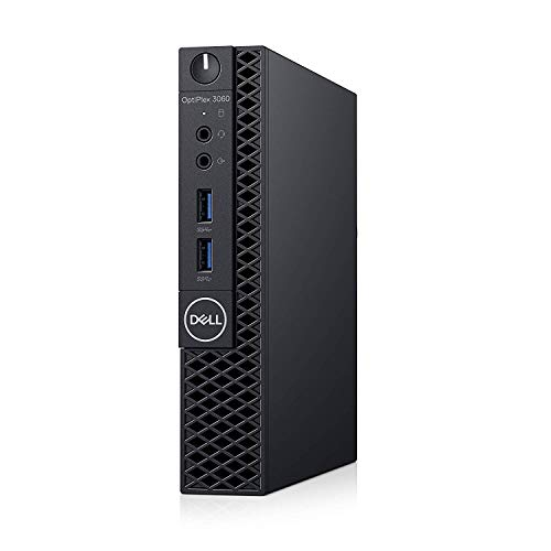 Dell OP3060MFFXKF5K OptiPlex 3060 XKF5K Micro PC with Intel Core i5-8500T 2.1 GHz Hexa-core, 8GB RAM, 256GB SSD, Windows 10 Pro 64-bit by Dell (Image #4)