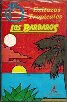 Los Barbaros - Los Barbaros (15 Exitazos Tropicales) DCM-20515 - Amazon.com Music