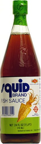 Squid Brand Fish Sauce, 25-Ounce Bottle (Pack of 2)
