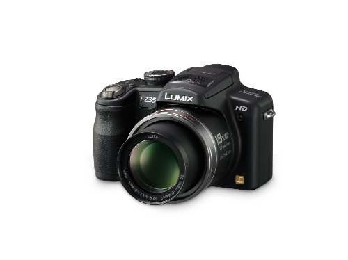 Panasonic Lumix DMC-FZ35 12.1MP Digital Camera with 18x POWER Optical Image Stabilized Zoom and 2.7 inch LCD (Discontinued by Manufacturer)