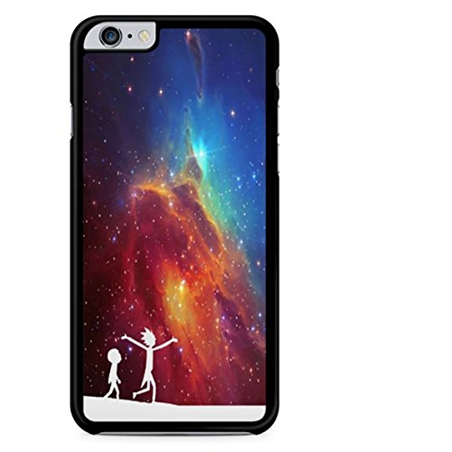 Coque,Rick And Morty Star Viewing Nebula Case Coque iphone 5 & 5s,Cas De Téléphone