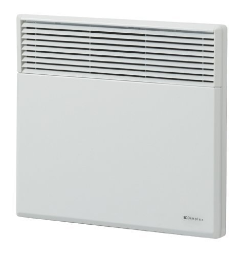 Dimplex DEC1000H 750/1000-Watt Deluxe Electronic Panel-Style Convection Heater by Dimplex