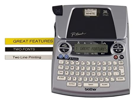 Amazon Brother Pt 1880 Advanced Deluxe Labeler For Home