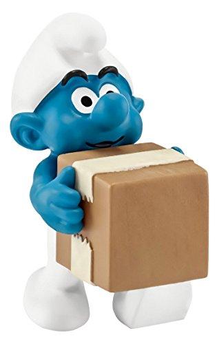 (Schleich North America Logistics Smurf Toy Figure)