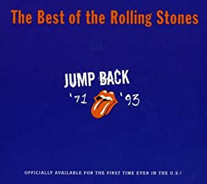 The Best of the Rolling Stones: Jump Back - '71 - '93