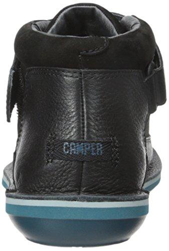 negro MARRON BEETLE BOTIN CAMPER K400012 003 SPORT WqfqY1pwZX