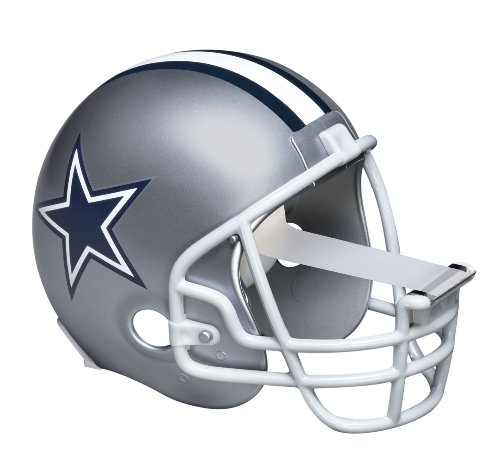 (Scotch Magic Tape Dispenser, Dallas Cowboys Football Helmet with 1 Roll of 3/4 x 350 Inches)