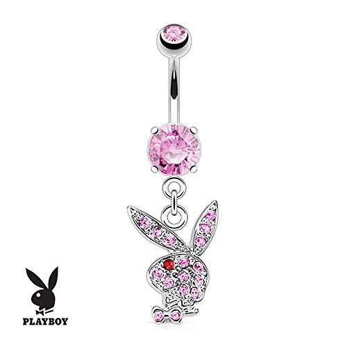 Playboy Belly Button Ring - 3