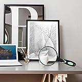 Large Magnifying Glass 5X Handheld Reading
