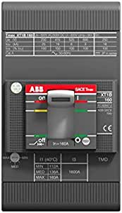 ABB 1SDA06739161 INTERRUPTOR CAJA MOLDEADA XT1C 25 AMPS 3P