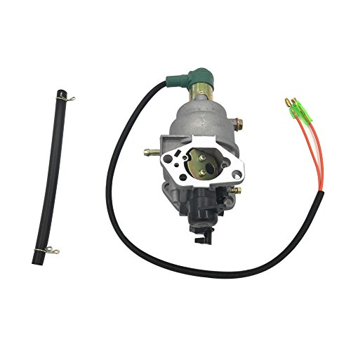Shioshen Auto Choke Carburador para Honda GX390 188F 190F 389CC EC6500 pequeño motor 4KW-5KW generador de gasolina