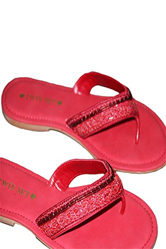 et Twin Piscine Set Chaussures Set Twin Femme spécial Plage pour YqwAqC