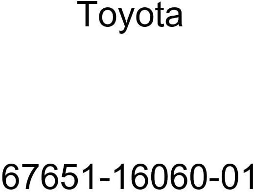 Toyota 67651-16060-01 Speaker Grille