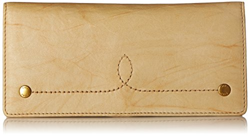 Campus Rivet Slim Snap Wallet Wallet, Banana, One Size by FRYE