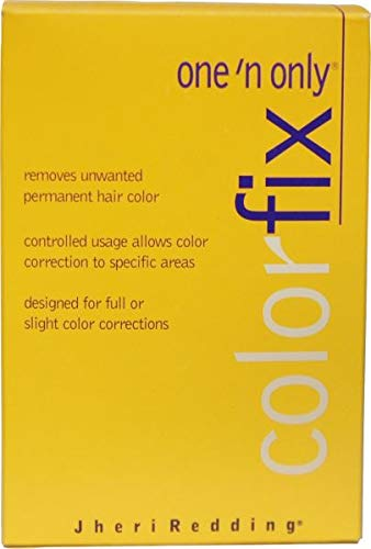 - One 'n Only Color Fix with Argan Oil