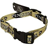 PITTSBURGH PENGUINS OFFICIAL LOGO PET DOG COLLAR SZ MEDIUM