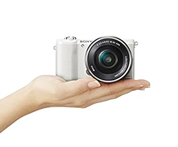 Sony A5100 16-50mm Mirrorless Digital Camera With 3-inch Flip Up Lcd (White) 7