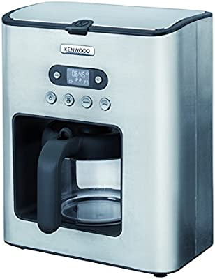 Kenwood Electronics CMM610 - Cafetera (Independiente, Acero inoxidable, Aluminio, Acero inoxidable, De café molido, Café, Semi-automática): Amazon.es: Hogar