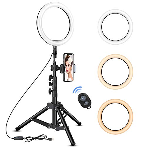 inch Ring Light Tripod Stand product image