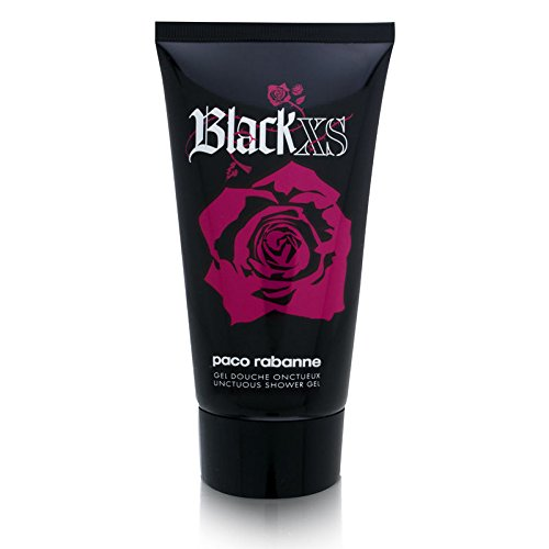 Black XS by Paco Rabanne for Women 5.1 oz Unctous Shower Gel