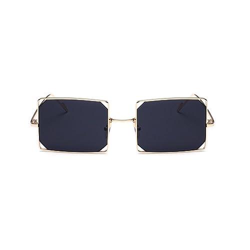 Nube Gafas de sol Gafas UV Mujer Hombre Fashion Plaza Lente ...