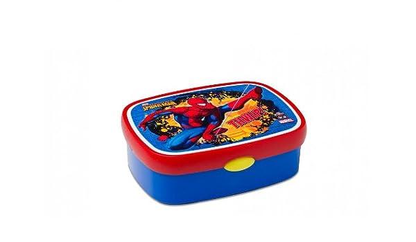 Rosti Mepal Caja Porta Almuerzo, Hombre araña: Amazon.es: Juguetes y juegos