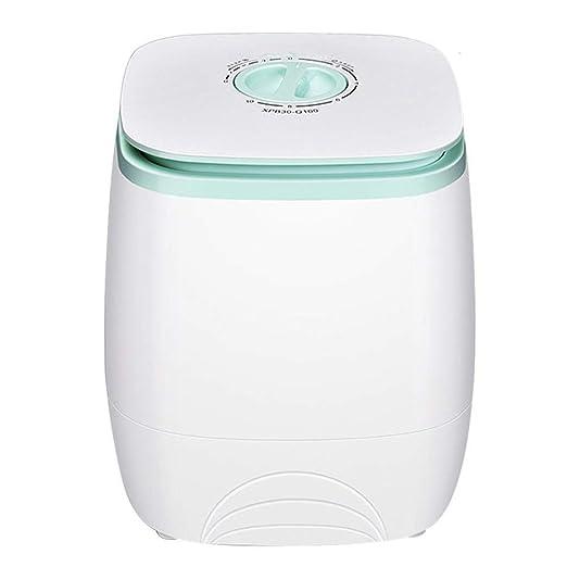 AFDK Baby Baby Mini lavadora, diseño compacto portátil ...