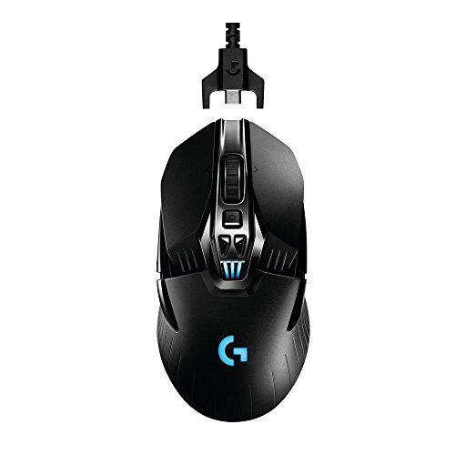 Logitech G900 Chaos Spectrum Professional Grade Wired/Wireless Gaming Mouse, Ambidextrous - Outlets Texas In City