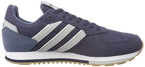 F17 adidas F17 Blue Azul de Tech Trace Grey para Running Hombre Two Ink 8k Zapatillas 44wgqzA