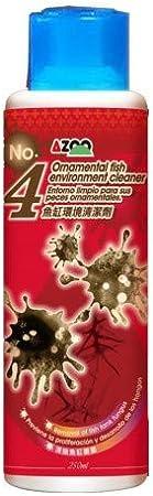 Azoo Tratamiento Enfermedades fungicas (Hongos) Nº 4 Higienic Fungus 120 ml