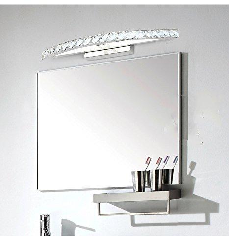 led bathroom lights over mirror - 5