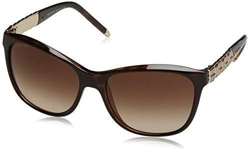 BVLGARI Sunglasses BV 8104 BROWN 977/13 - S Bvlgari Sunglasses