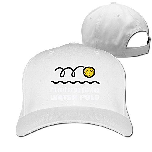 MaNeg I`d Rather Be Playing Water Polo Adjustable Hunting Peak Hat & - Online Bvlgari Shop Bags