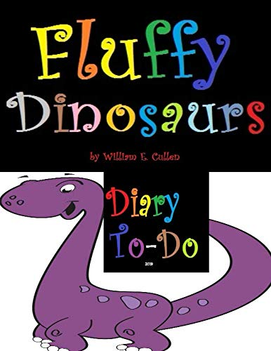 - Fluffy Dinosaurs: Diary To-Do 2019