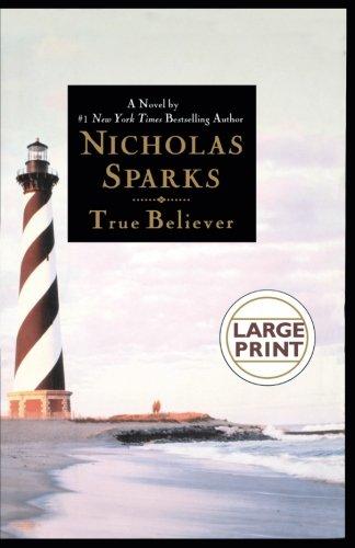 True Believer (Large Print)