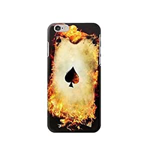 fashion case A Spade Burn iphone 4s case cover,fashion design image custom iphone 4s case cover,durable iphone 4s hard 3D case cover for iphone 4s iphone 4s Full 9WplvpVImuE Wrap case cover