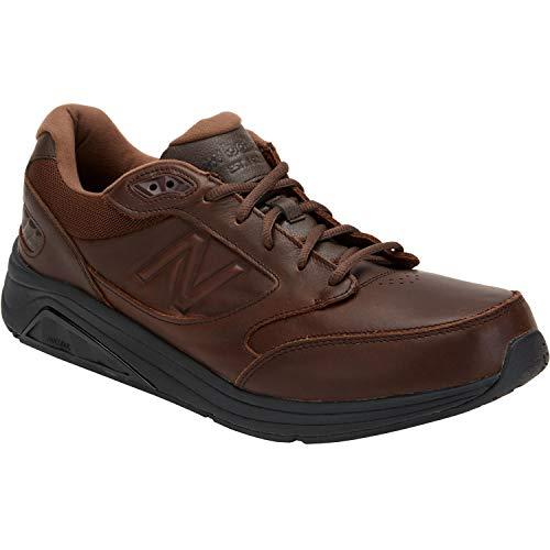 (New Balance Men's Mens 928v3 Walking Shoe Walking Shoe, Brown, 14 4E)
