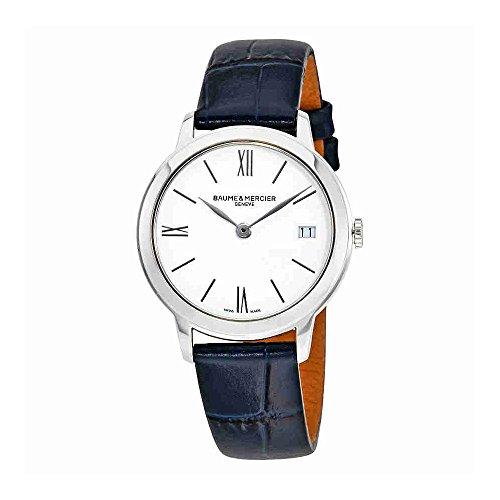 Baume et Mercier Classima White Dial Ladies Watch 10353