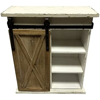 Beautiful Wood Storage Cabinets With Doors And Shelves Set