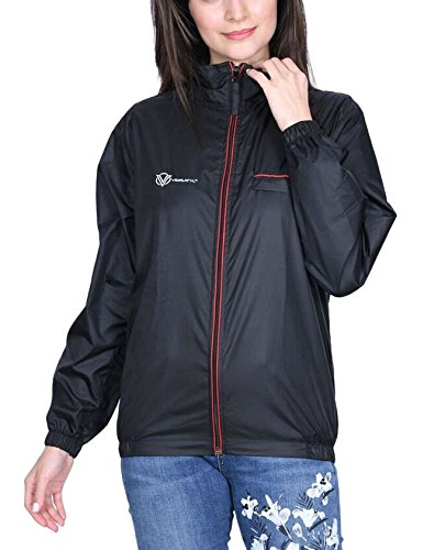 a4f79715d54 VERSATYL Jacket for Girls Women Ladies Casual Jackets Wind Cheater ...