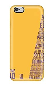 6 Plus Scratch-proof Protection Case Cover For Iphone/ Hot Lakers Phone Case