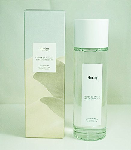 Extract Toner - Huxley Huxley secret of sahara toner - extract it, 120 ml/4.06 fl oz, 4.06 Fluid Ounce