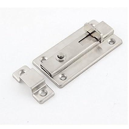 4 pulgadas de acero inoxidable automático Seguridad Puerta ...
