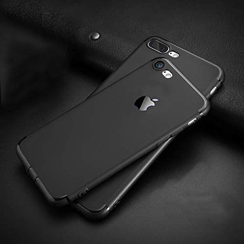 Accessories Innovator Silicone Back Cover for Apple iPhone 8  Black
