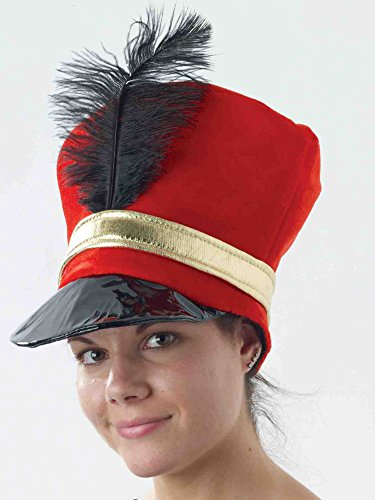 Forum Novelties Women's Toy Soldier Hat, Multi, One Size ()