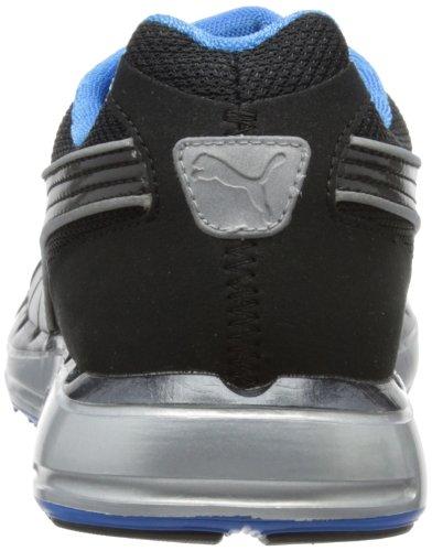 Faas Noir Bleu Argenté 500 Low Homme Puma Baskets 1dW1R