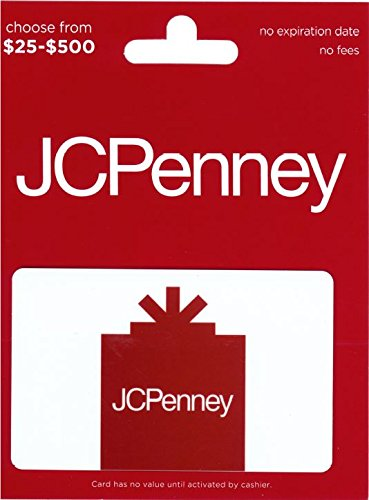 JCPenney Gift Card $200 -