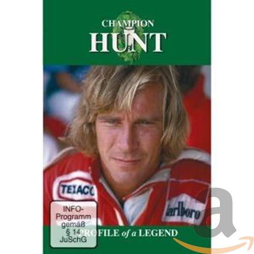 DVD James Hunt Champion