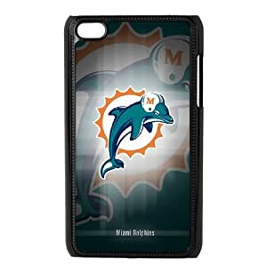 Ipod Touch 4 Phone Cases NFL Miami Dolphins Cell Phone Case TYD656030