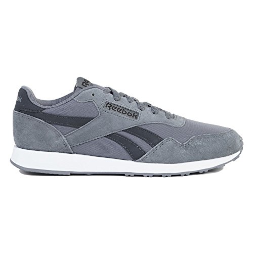 Reebok Royal Ultra, Scarpe da Trail Running Uomo, Grigio (Sl/Alloy/Coal/White 000), 42.5 EU